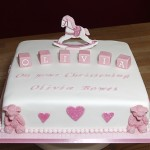 Christenings, Baby Showers Cakes & Cupcakes