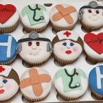 Hospital, Doctors, Nurses & Clinical Cakes & Cupcakes