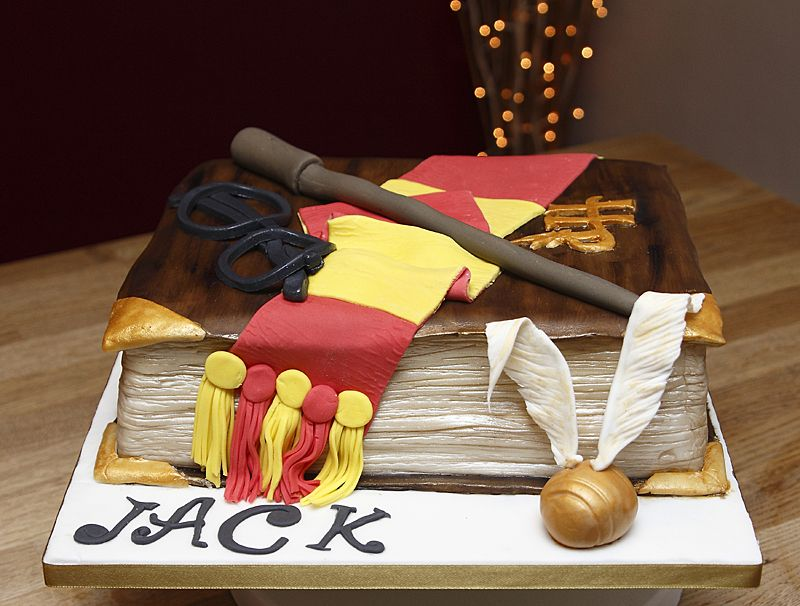 Easy Birthday Cakes Harry Potter