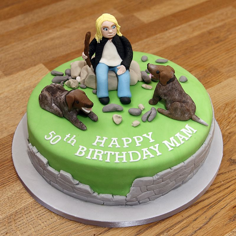 Great Outdoors Cake Ideas