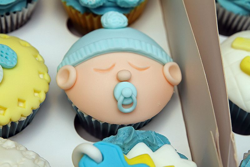 Christening Cakes And Cupcake Designs